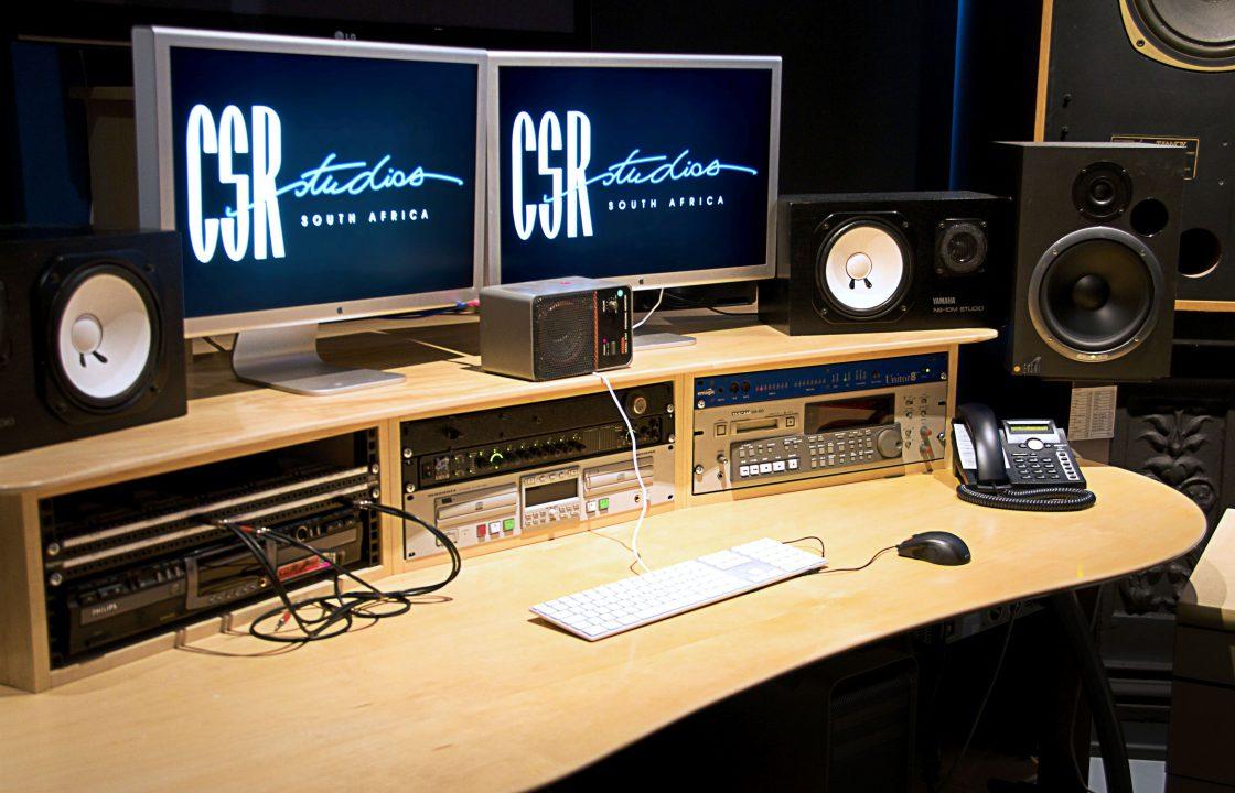 Studio 4 (Mixing Room)